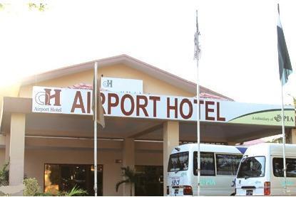 Airport Hotel Karachi Pakistan