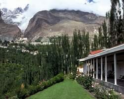 Hunza Serena Baltit Inn Hotel Pakistan