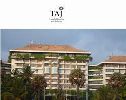 Taj Samudra Hotel Colombo Sri Lanka