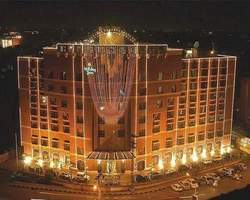 Holiday Inn Hotel Lahore Pakistan