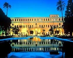 Marriott Hotel Cairo Egypt