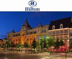 Hilton Hotel Antwerp Belgium