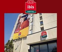 Ibis Centrum Hotel Antwerp Belgium