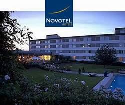 Novotel Hotel Antwerp Belgium