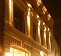 Academie Hotel Bruges Belgium