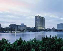 Four Seasons Hotel Cairo at Nile Plaza Egypt