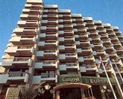 Europa Hotel Cairo Egypt