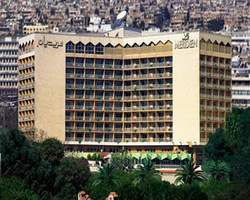 Dedeman (Le Meridien) Hotel Damascus Syria