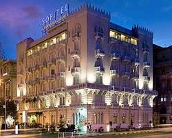 Sofitel Cecil Hotel Alexandria Egypt