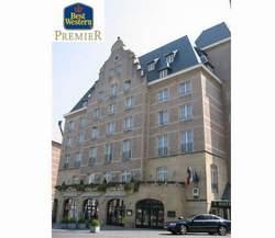 Best Western Carrefour De L' Europe Hotel Brussels Belgium