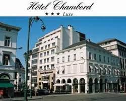 Hotel Chambord Brussels Belgium