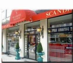Hotel Scandinavia Brussels Belgium