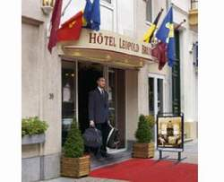 Hotel Sandton Leopold Brussels Belgium