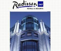 Radisson Blu (SAS) Hotel Brussels Belgium