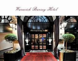 Warwick Barsey Hotel Belgium