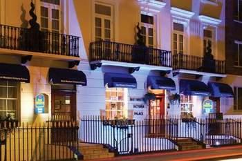 Best Western Victoria Palace Hotel Landon United Kingdom