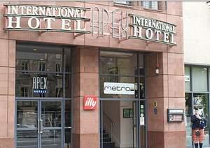 Apex International Hotel Edinburgh Scotland United Kingdom