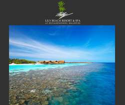 Lily Beach Resort South Ari Atoll Maldives