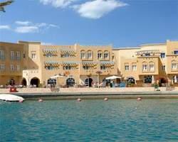 Captain's Inn Hotel El Gouna Egypt