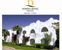 Domina Coral Bay Aquamarine Beach Hotel Sharm El Sheikh Egypt