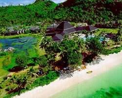 Plantation Club Hotel Mahe Seychelles