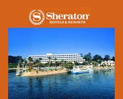 Sheraton Resort Luxor Egypt