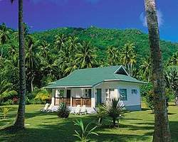 Chalets d'Anse Forbans Mahe Seychelles