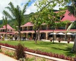 The Wharf Hotel & Marina Mahe Seychelles