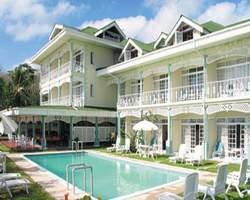 Palm Beach Hotel Praslin Seychelles
