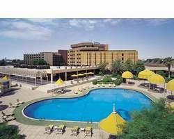 Riyadh InterContinental Hotel Riyadh Saudi Arabia