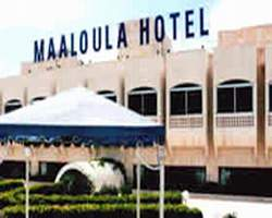 Maaloula Hotel Maaloula Hotel Syria