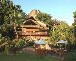Round Island Hotel Praslin Seychelles