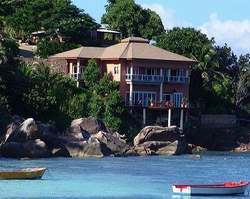 Rocky Bay Villas Hotel Praslin Seychelles