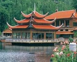 Shangrila Resort Hotel Skardu Pakistan