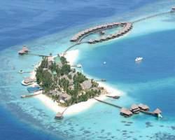 Huvafen Fushi Resort North Kaafu Atoll Maldives