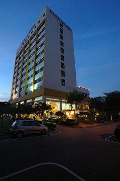 Naza Talyya Hotel Johor Bahru Malaysia