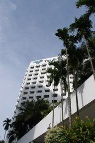 Puteri Pacific Hotel Johor Bahru Malaysia