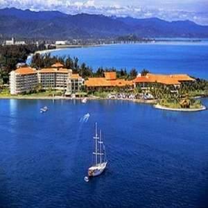 Shangri-La Resort Hotel Kota Kinabalu Malaysia