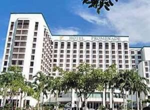 Promenade Hotel Kota Kinabalu Malaysia