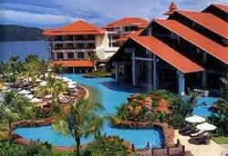 Magellan Sutera Resort Hotel Kota Kinabalu Malaysia