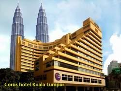 Corus Hotel Kuala Lumpur Malaysia