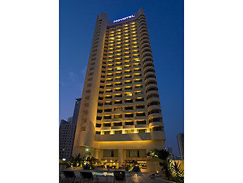 Novotel Kl City Centre Hotel Kuala Lumpur Malaysia