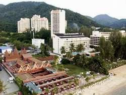Holiday Inn Hotel Penang Malaysia