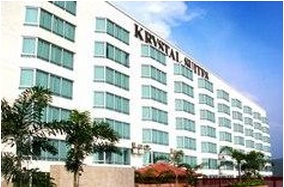 The Krystal Suites Service Apartment Hotel Penang Malaysia