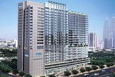 Somerset Ampang Hotel Kuala Lumpur Malaysia