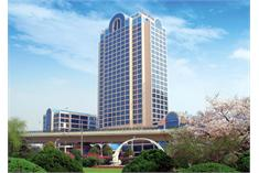Equatorial Hotel Shanghai China