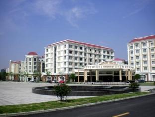 Eiffelton Riverside Hotel Pudong Shanghai China
