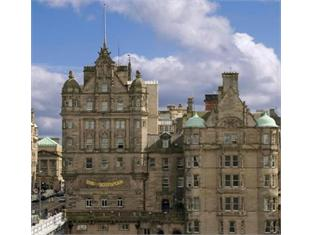 The Scotsman Hotel Edinburgh Scotland United Kingdom
