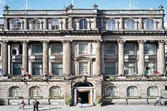 George Hotel Edinburgh Scotland United Kingdom