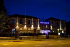 The Minto Hotel Edinburgh Scotland United Kingdom